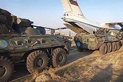 Миротворцы РФ в Карабахе будут сменяться не реже двух раз в год