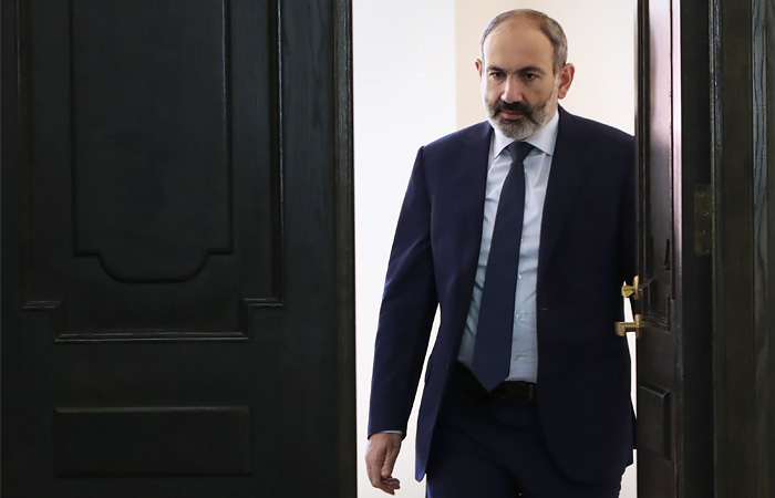 Пашинян заявил, что в подписанном соглашении вопрос Карабаха не решен