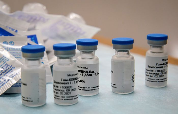 """В Южной Корее будет произведено более 150 млн доз вакцины """"Спутник V"""""""