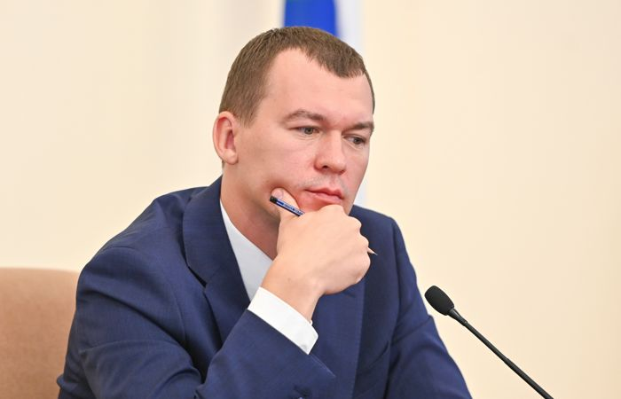 В Хабаровском крае объявлен тендер на охрану Дегтярева на 33 млн руб.