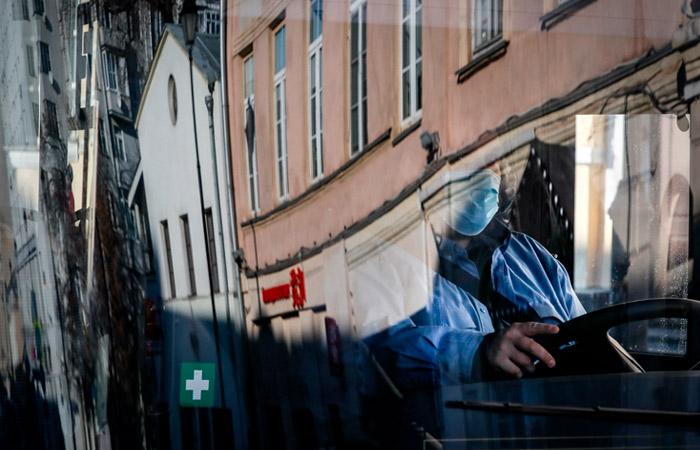 В РФ зарегистрировано почти 22 тысячи новых случаев заражения COVID-19