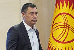 Жапаров сложил полномочия и.о. главы Киргизии для участия в выборах