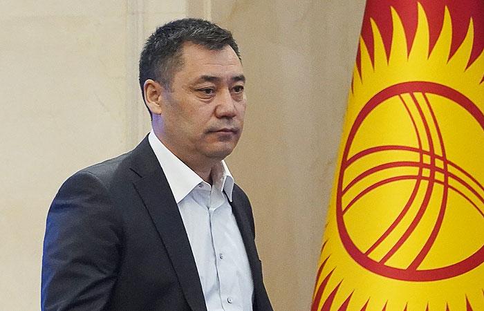 И.о. президента Киргизии, премьер Садыр Жапаров