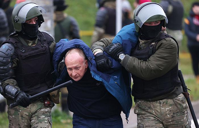 Правозащитники сообщили о свыше 200 задержанных на акциях в Белоруссии