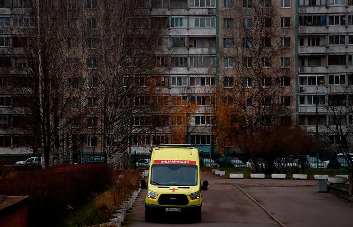 В России зарегистрированы еще 22 778 случаев COVID-19