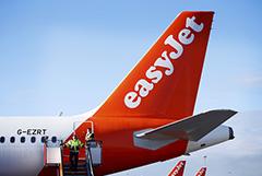Авиакомпания EasyJet впервые в истории получила годовой убыток