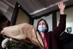 Майя Санду победила на выборах президента Молдавии