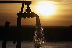 Евпатория снизит давление в водопроводе из-за дефицита воды