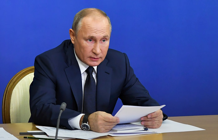 Путин назвал договор между Баку и Ереваном базой для урегулирования конфликта