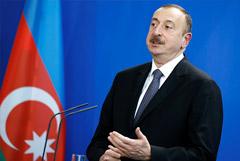 Алиев назвал несправедливыми санкции парламента Нидерландов