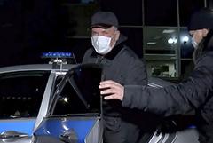 Михаил Мень задержан после допроса