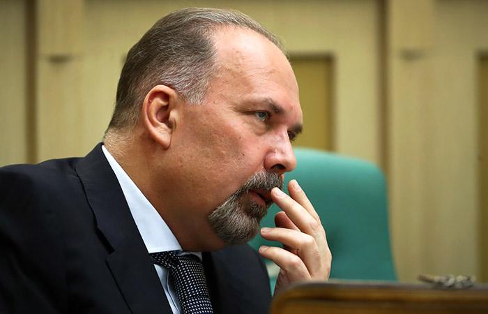 СКР задержал и предъявил обвинение Михаилу Меню