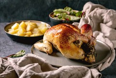 Стоимость обеда ко Дню благодарения в США упала до минимума с 2010 г.