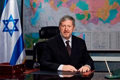 Александр  Бен Цви: в 2021 году Израиль и Россия отметят  30-летие возобновления дипотношений