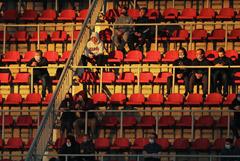 На московских матчах РПЛ разрешили присутствие до 25% зрителей от вместимости арен