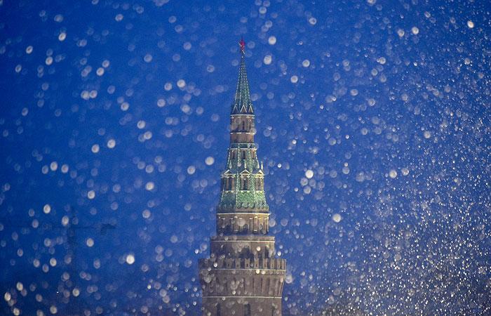 В Москве сформировался пятисантиметровый снежный покров