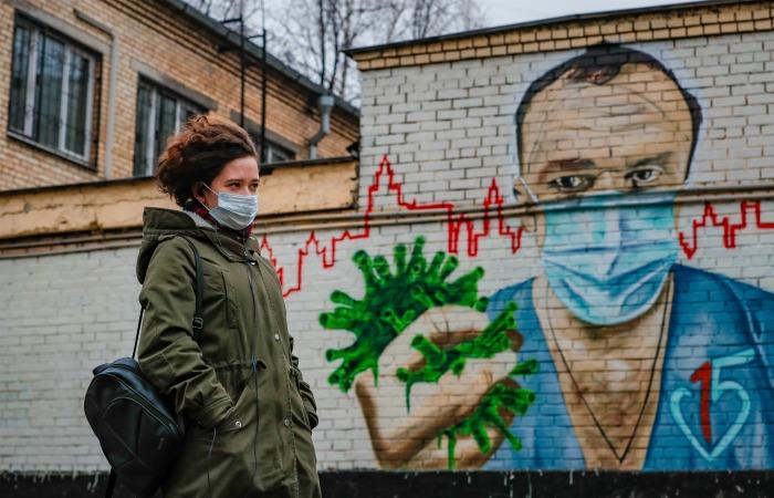 В России обновлены антирекорды по COVID-19