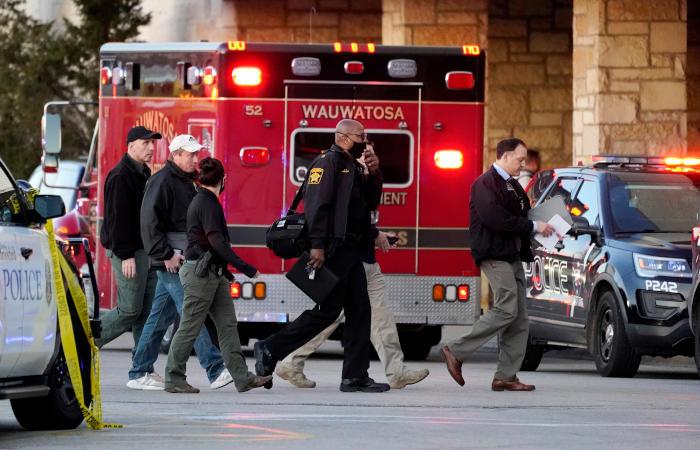 Стрельба произошла в американском городе Уоуатосе