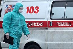 В России COVID-19 диагностирован еще у 24 581 человека