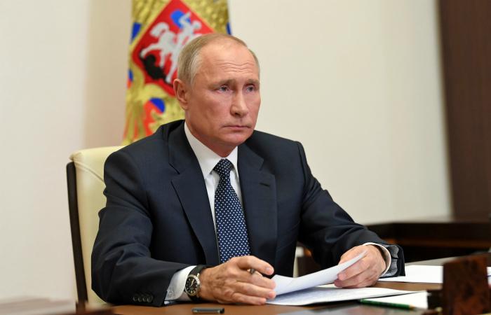 Путин объяснил, почему РФ не поздравила никого с победой на выборах в США