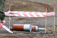 Российский миротворец ранен при взрыве мины в Нагорном Карабахе