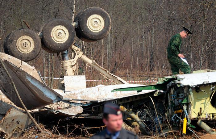 РФ запросила у Польши данные о разговоре братьев Качиньских перед крушением Ту-154