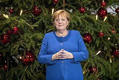 Меркель отказалась ослабить локдаун на Рождество и Новый год