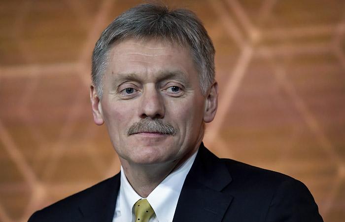 """Песков назвал """"провокационной желтизной"""" материалы о Светлане Кривоногих"""