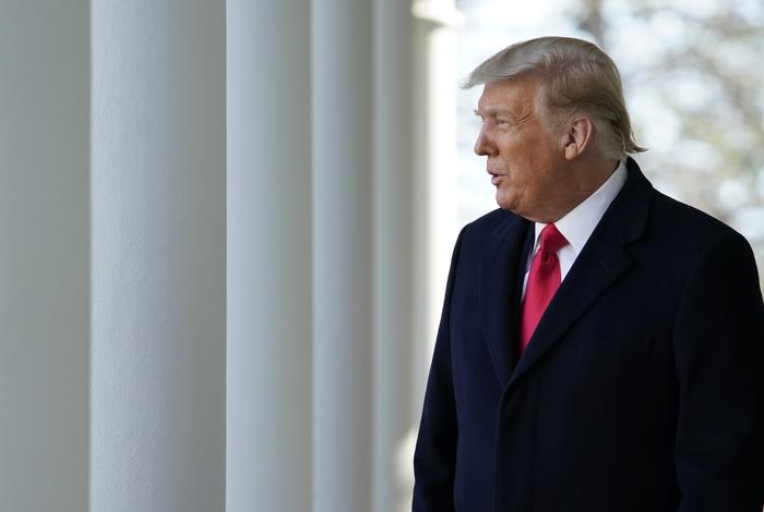 Трамп снова потребовал пересмотра итогов президентских выборов