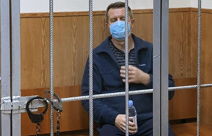 В Москве арестовали бывшего замдиректора ФСИН Максименко