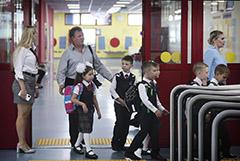 Роспотребнадзор хочет продлить ограничения на массовые мероприятия в школах в 2021 г.