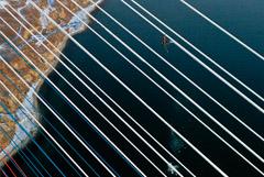 Владивосток первым в мире столкнулся с обледенением вантового моста
