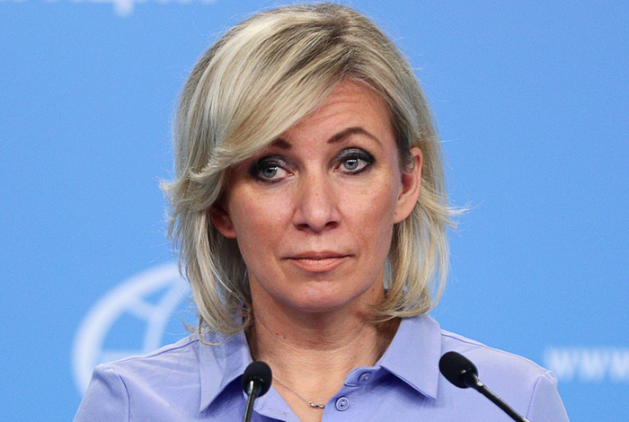 Захарова назвала Германию зависимой страной в сфере безопасности