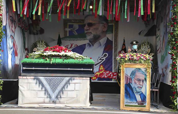 """Иран назвал """"сложной операцией"""" атаку на ученого-ядерщика Фахризаде"""