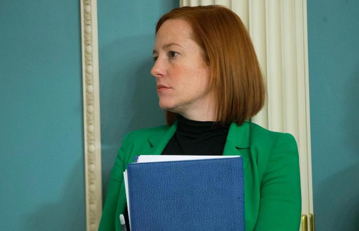 Джен Псаки вернется в пресс-службу Белого дома