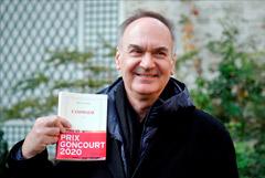 Лауреатом Гонкуровской премии стал писатель Эрве Ле Тель