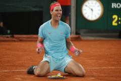Надаль обыграл Джоковича и стал 13-кратным победителем Roland Garros