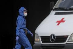 Россия обновила антирекорд по числу случаев COVID-19 за сутки