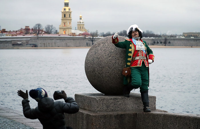 Минувшая осень в Петербурге стала рекордно теплой