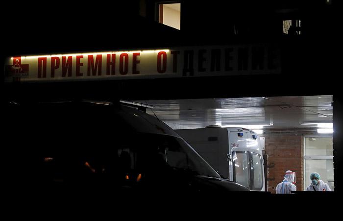 В России за сутки выявлено 25 345 случаев коронавируса