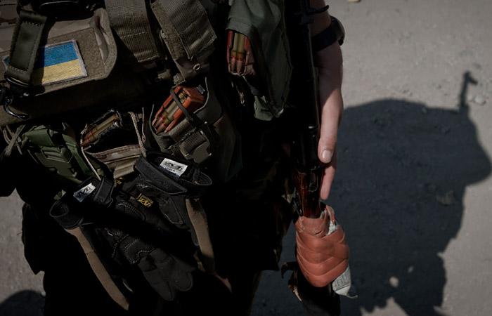 Трое человек с оружием попытались прорваться с Украины в РФ
