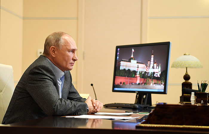 Путин пообещал помочь волонтеру из Италии с гражданством