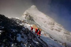 Китай и Непал согласовали высоту Эвереста