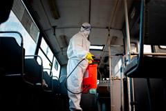 Проверки в РФ показали редкие случаи обнаружения коронавируса на поверхностях