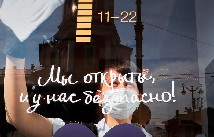 В Кремле дистанцировались от конфликта властей Петербурга и рестораторов