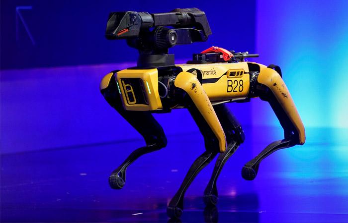 Hyundai Motor купит производителя роботов Boston Dynamics за $921 млн