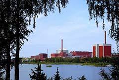На финской АЭС из-за нештатной ситуации повысилась радиация