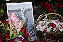 Путин не увидел в гибели журналистки Славиной вины следствия
