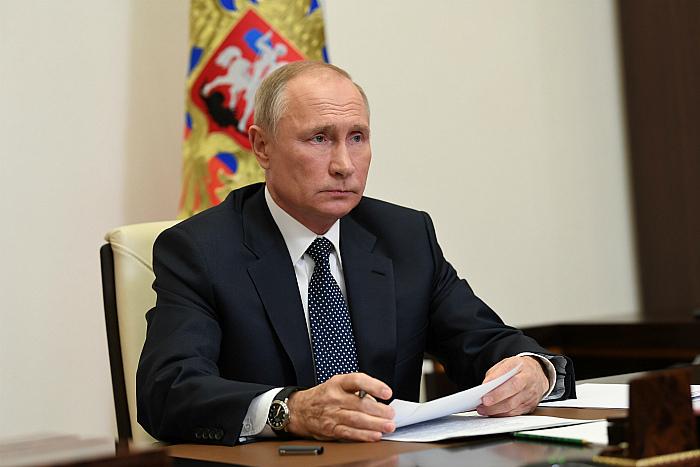 Путин назвал недопустимым подорожание макарон при высоком урожае зерна