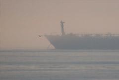 Взрыв произошел на танкере в зоне саудовского порта